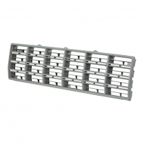 Radiator Grille - Raw - 1980-81 Ford Truck
