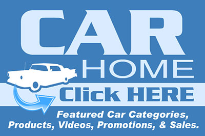 ford car categories