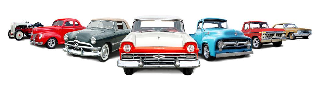 Dennis Carpenter Ford Restorations - Truck, Bronco, Car