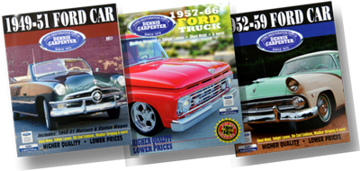 Free Catalogs Shop Ford Restoration Parts for your Vintage
