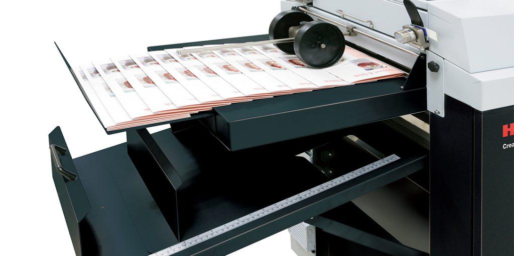 Horizon CRF-362 Creaser & Folder