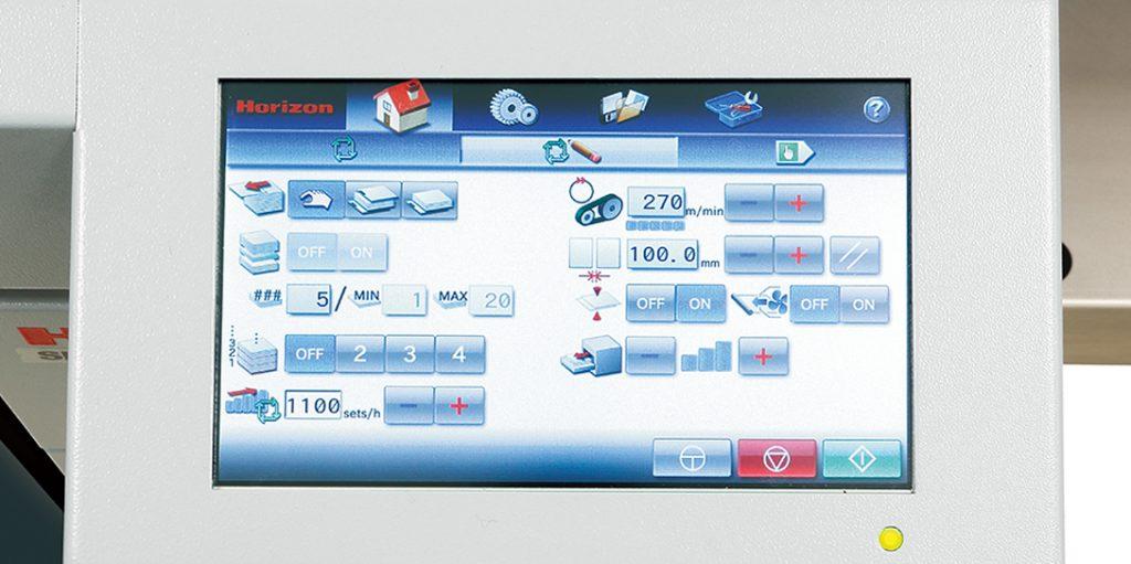 Horizon HOF-400 High-Speed Sheet Feeder