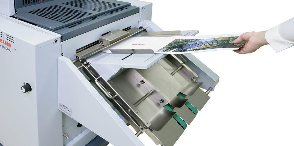 Horizon SPF-200L Automated Stitcher/Folder