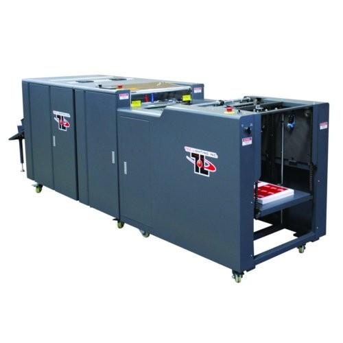 TEC Lighting UV Coating w/Deep-Pile Vacuum Feeder