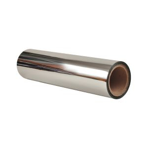 "12""x1000'x3"" core 1.0 mil Silver Sleeking Foil"