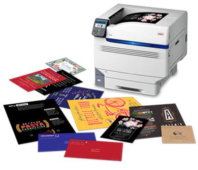 OKI C942 5 Color LED Digital Press