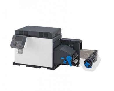 RP530 Label Printer Powered by OKI