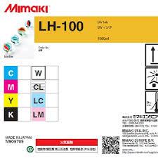 Mimaki UV Ink LH-100 Bottle -  Clear