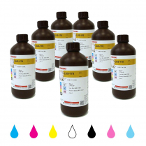 Mimaki UV Ink LUS-170 Bottle -  Black