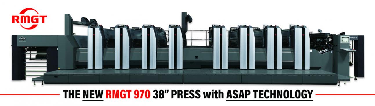 RMGT 970 Offset Press