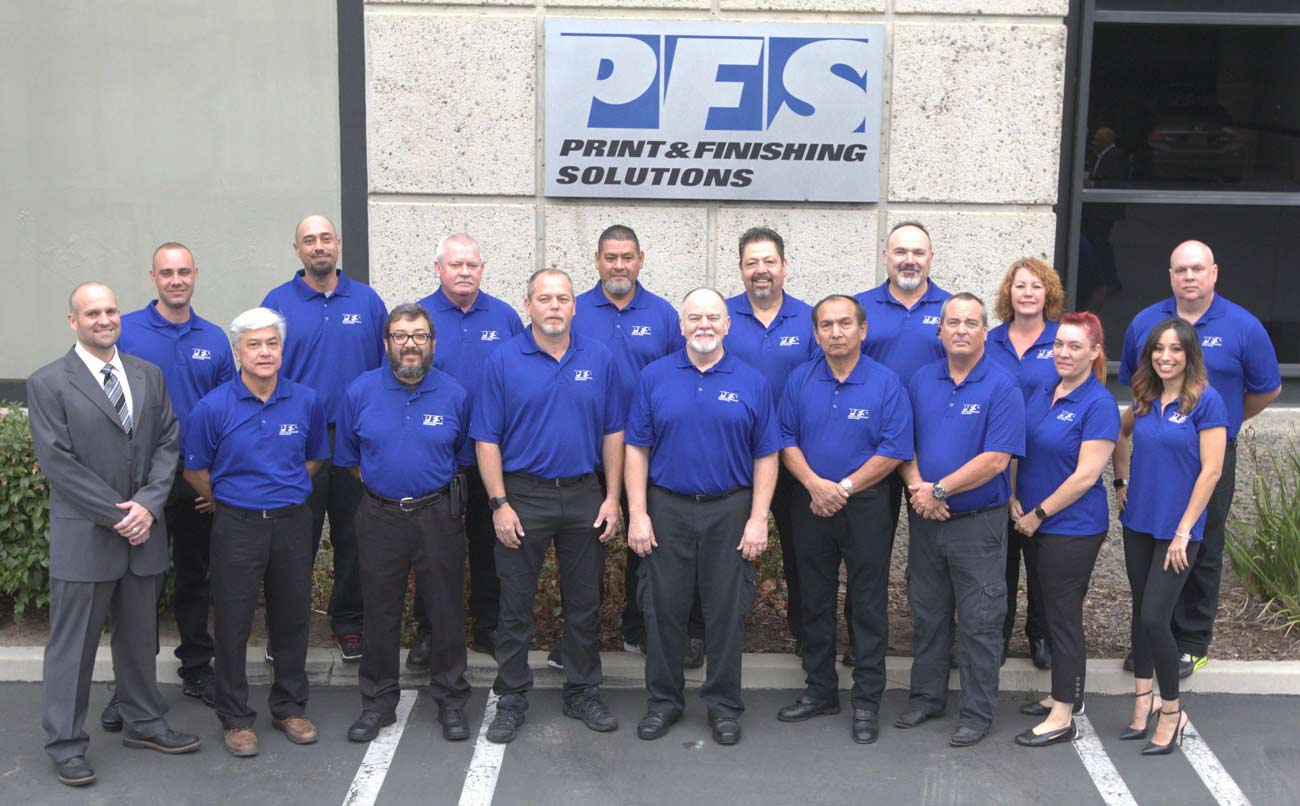 PFS Service and Technical Support Team