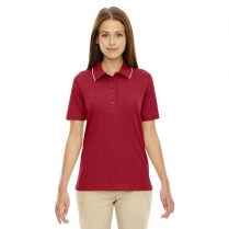CLEARANCE extreme® Ladies' Edry® Needle-Out Interlock Polo