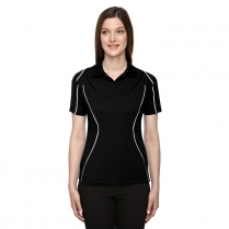 CLEARANCE extreme® Ladies' Eperformance™ Velocity Snag Protection Colorblock Polo with Piping
