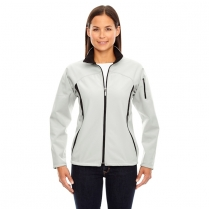 Ash City North End Ladies' Three-Layer Fleece Bonded Performance Soft Shell Jacket