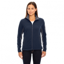 Ash City North End Ladies' Full-Zip Microfleece Jacket