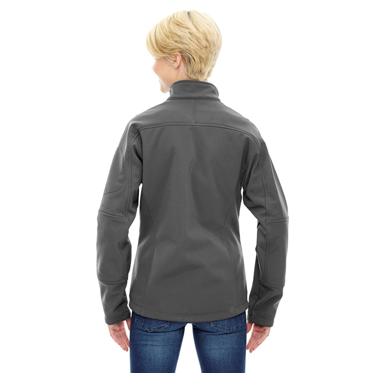 Ash City North End Ladies' Three-Layer Fleece Bonded Soft Shell Technical Jacket