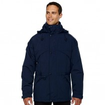 Ash City North End Men's 3 in 1 Parka With Dobby Trim