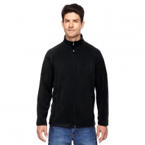 Ash City North End Men's MICRO Fleece Unlined Jacket