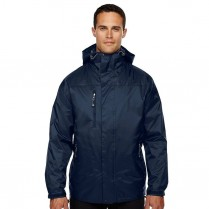 CLEARANCE North End Adult Performance 3-in-1 Seam-Sealed Hooded Jacket