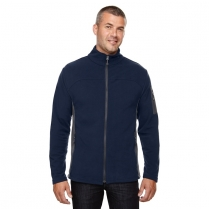 Ash City North End Men's Full-Zip Microfleece Jacket