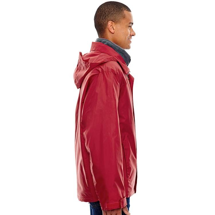 Ash City North End Men's 3-In-1 Jacket