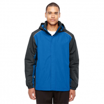 CLEARANCE Core 365 Men's Inspire Colorblock All-Season Jacket