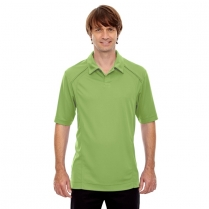 North End Men's Recycled Polyester Performance Piqué Polo