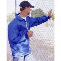 ASW Adult Oxford Quilt Lined Windbreaker Jacket