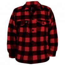 Big Bill Plaid Wool Jacket