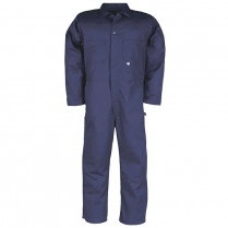 Big Bill 100% Cotton Work Coverall With Button Front Closure