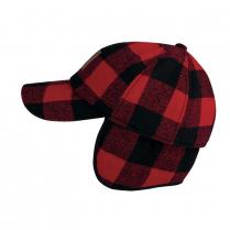 Big Bill Plaid Wool Hat