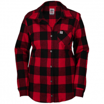 Big Bill Premium Flannel Ladies' Work Shirt