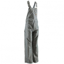 Berne Original Unlined Hickory Stripe Bib Overall