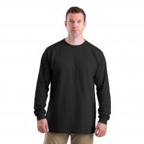 Berne Heavyweight Long Sleeve Pocket Tee Shirt