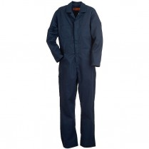 Berne Standard Unlined Coverall 7.5 oz. 65% Poly/35% Cotton