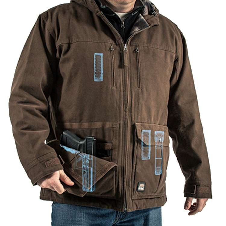 Berne Echo One One Concealed Carry Jacket