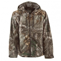 Berne Peninsula Rain Camo Hooded Jacket