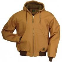 Berne Original Quilt Lined Hooded Jacket