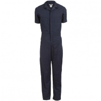 Berne Poplin Short Sleeve Coverall 5.5 oz. 65% Poly/35% Cotton