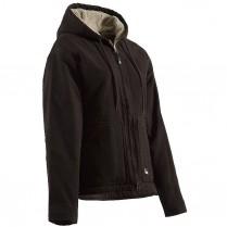 Berne Ladies' Washed Hooded Jacket