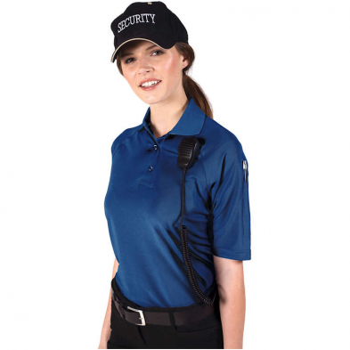 Blue Generation BG-1052 Adult Pocketed IL-50 Polo