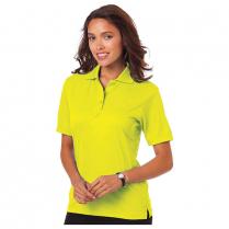 Blue Generation Ladies' Value Wicking Short Sleeve Polo