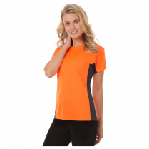 Blue Generation Ladies' Colorblock T-Shirt