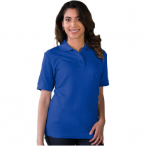 Blue Generation Ladies' Value Short Sleeve Polo