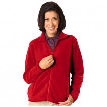 Blue Generation Ladies' Micro Fleece Full Zip Jacket