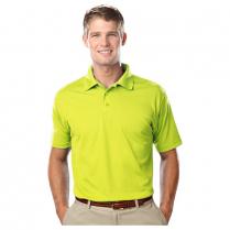 Blue Generation Men's Value Wicking Short Sleeve Polo