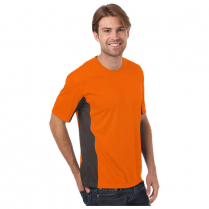 Blue Generation Men's Colorblock T-Shirt