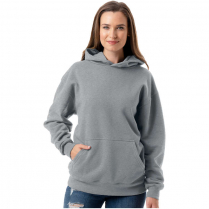 Blue Generation Adult Essential Fleece Pullover Hoodie