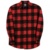 Big Bill North American Made-Brawny Flannel Heavy Weight Shirt