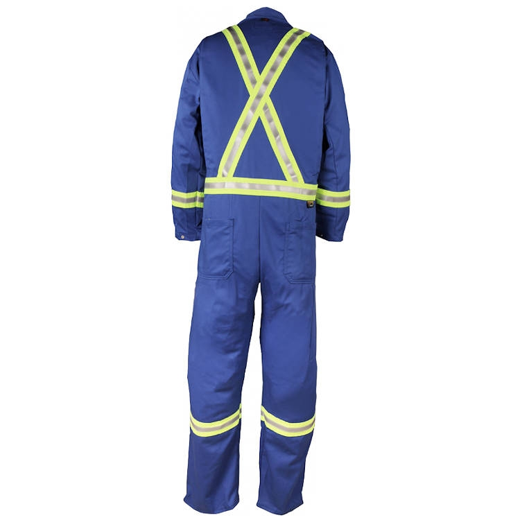 Big Bill  Indura Ultra Soft 9 oz. Coverall Economy with Reflective Tape